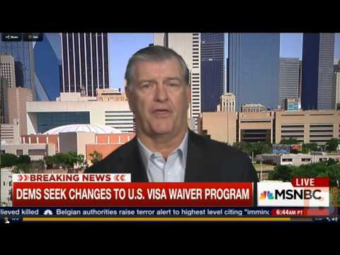"Mayor Mike Rawlings: ""White Men"" worse than ""ISIS"""