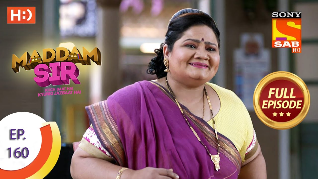 Download Maddam Sir - Ep 160 - Full Episode - 20th January, 2021