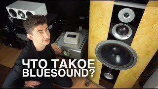 Что такое Bluesound? Node, Vault, Pulse, cвоя операционная система, мультирум и наследие NAD