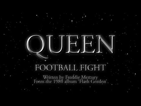 Queen - Football Fight (Official Montage Video)
