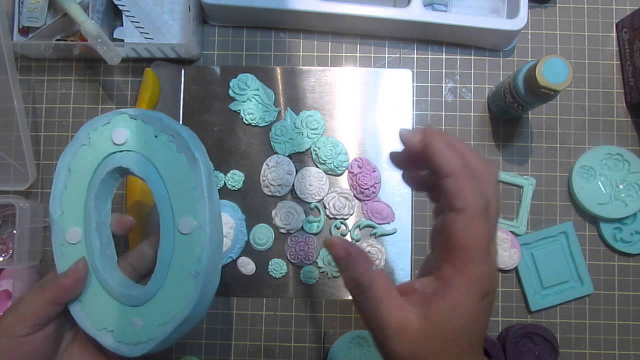 How To: Create Silicone Mold WITHOUT Amazing Mold Putty/Easy Mold | The  Viaje Family