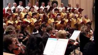 Лоу Две части из хоровой сюиты мюзикла Моя прекрасная леди