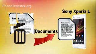 How to Recover Deleted Files/Contacts/SMS/Videos/Music/Photos from Sony Xperia L?