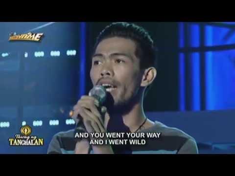 Tawag ng Tanghalan   Lance Fabros   Exchange Of Hearts