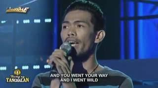 Tawag ng Tanghalan   Lance Fabros   Exchange Of Hearts thumbnail
