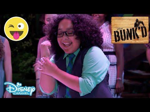 Bunk'd   Dance In My Pants 🕺   Disney Channel UK