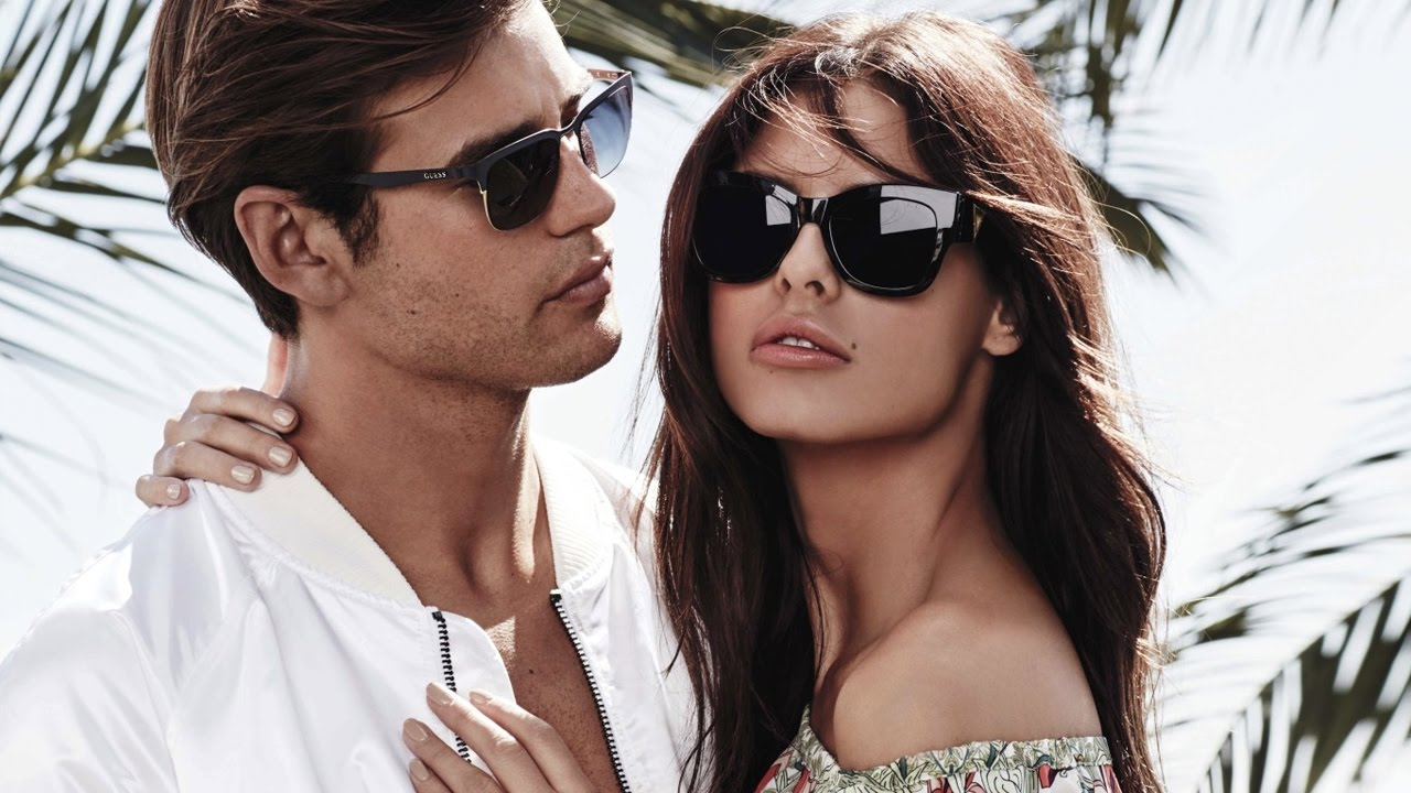 GUESS Eyewear Spring 2017 Campaign - YouTube 78cfa6274f7bd