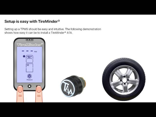 Why use a TPMS? Presented by TireMinder