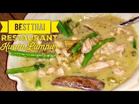 Ginger Thai Cuisine Central Market: Best Thai Restaurant Kuala Lumpur Malaysia