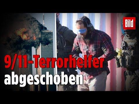 EXKLUSIV: Hier wird ein 9/11-Terrorhelfer nach Marokko abgeschoben | 15 Jahre Haft in Hamburg