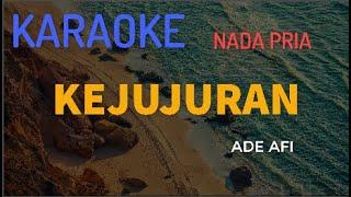 """KEJUJURAN """"ADE AFI"""" karaoke ambon (VERSI KEYBOARD)"""