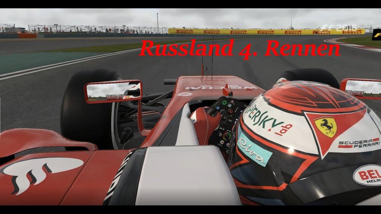 F1 Russland