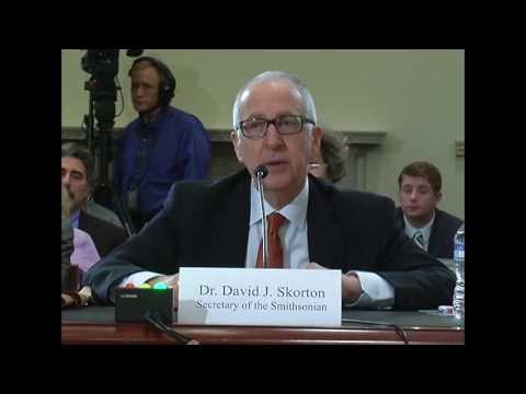 Hearing: Smithsonian National Air and Space Museum Revitalization (EventID=105096)