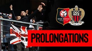 Rennes 0-0 Nice : prolongations