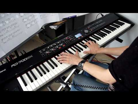 Sting - Shape Of My Heart - Piano Cover [HD]