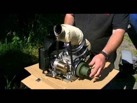 Mokai Jet Boat Engine