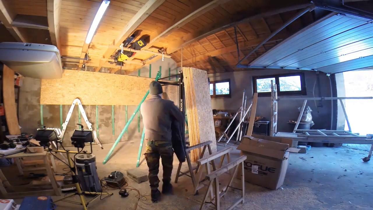 Making garage gym youtube