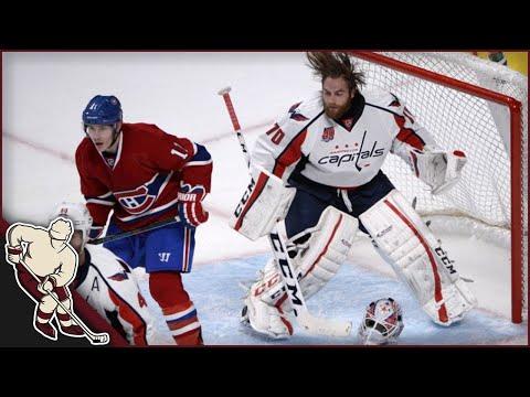 NHL: Goalie Mask Malfunctions