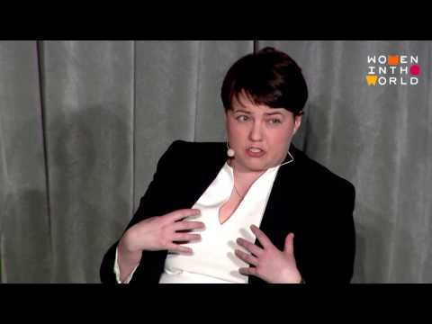 Great Scot! Ruth Davidson says Trump administration has U.K. rethinking how strong an ally U.S. is