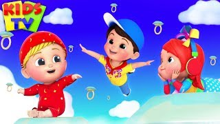 Hush Little Baby | Nursery Rhyme & Kids Song | Lullaby videos for Babies to go Sleep | Junior Squad