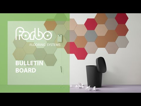 Bulletin Board by Forbo Flooring Systems
