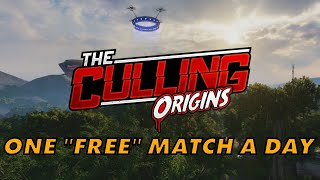 "The Culling Returns With Absurd ""Pay-To-Play-To-Pay-To-Play""  Business Model"