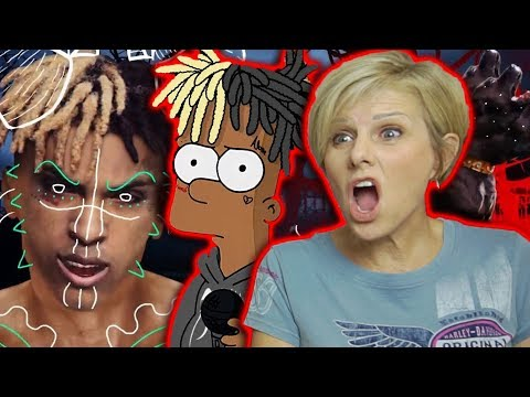 Mom REACTS to NEW Look At Me - XXXTENTACION Video Contest Winner!!