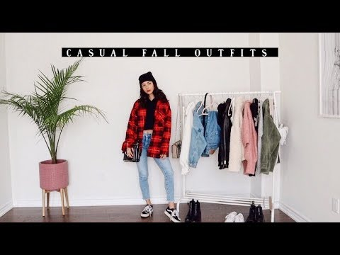 [VIDEO] - CASUAL FALL OUTFITS 2019   Chelsea Trevor 3