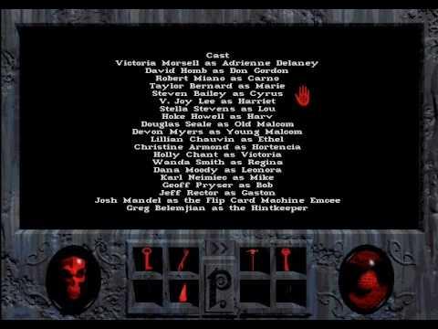 Let's Play Phantasmagoria - Part 49: Ending Credits