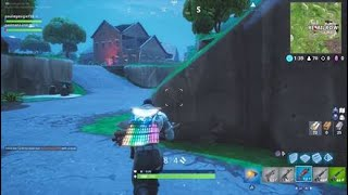Fortnite do you think she or he had aimbot