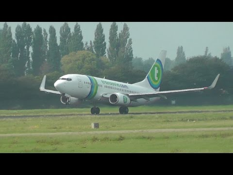 Rotterdam the Hague Airport | Spotting Compilation