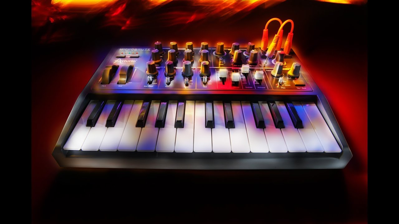 Arturia MicroBrute - 100 Massive Presets Pack Demo by Chronos