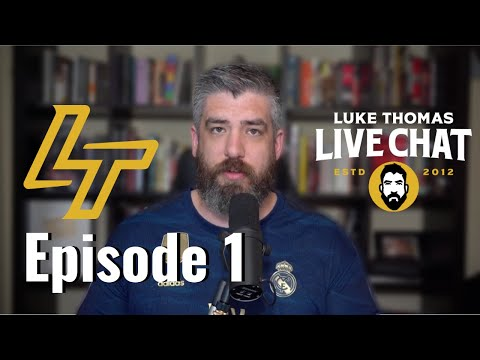 UFC 243 Preview, Adesanya Vs. Jon Jones, GSP Vs. Khabib | Live Chat, Ep. 1 | Luke Thomas