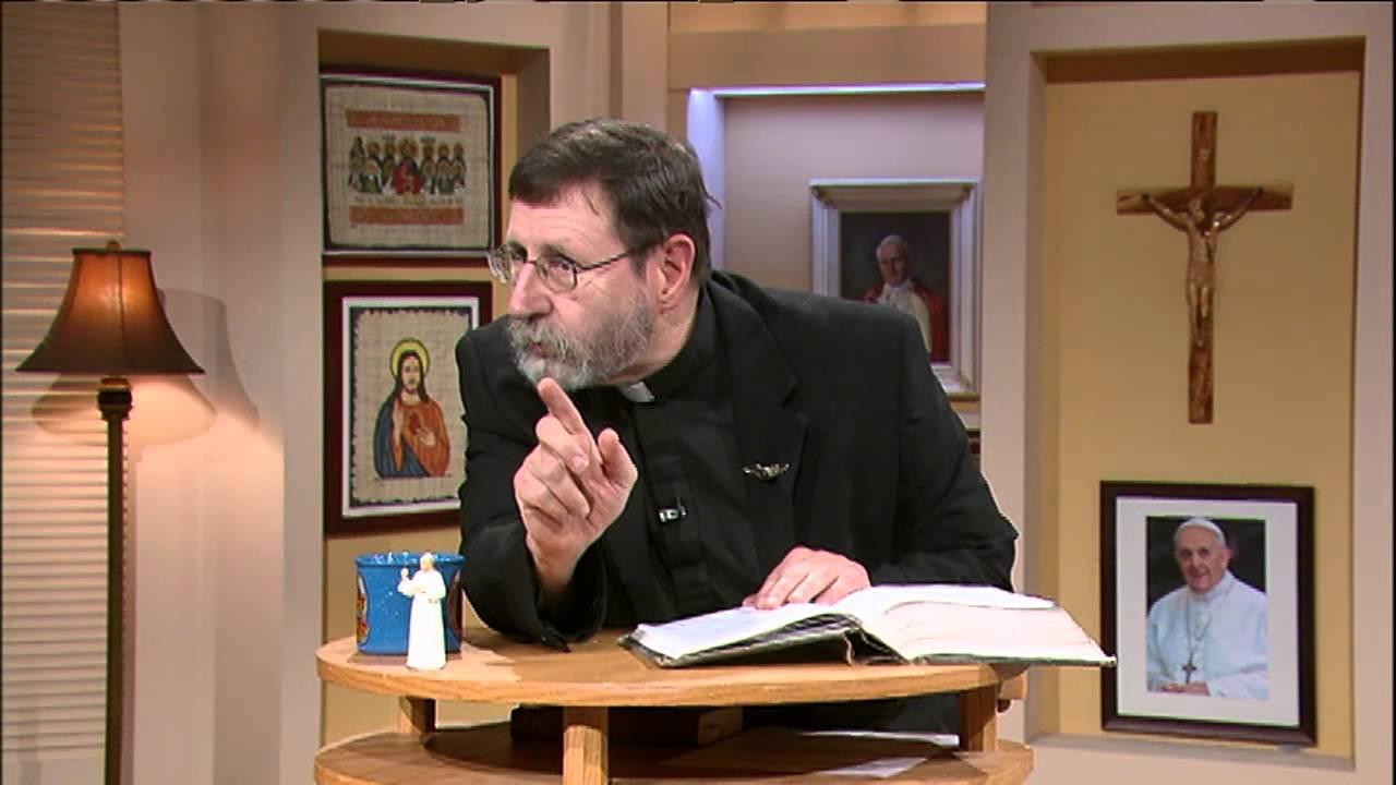Threshold of Hope - Fr. Mitch Pacwa SJ - 2014-3-11