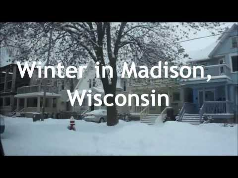 Winter Travel In Madison Wisconsin