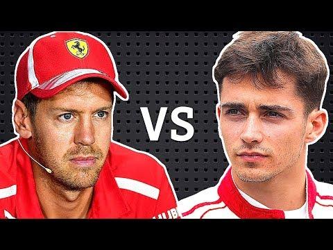 "Vettel vs Leclerc - Ricciardo Responds to ""Running From Fight"" Comments"