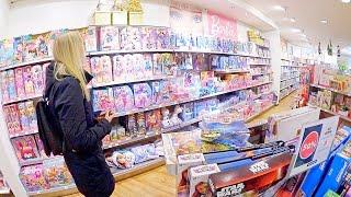 EIN GANZ BESONDERES NIKOLAUS GESCHENK! | Spielzeug shoppen | Isabeau