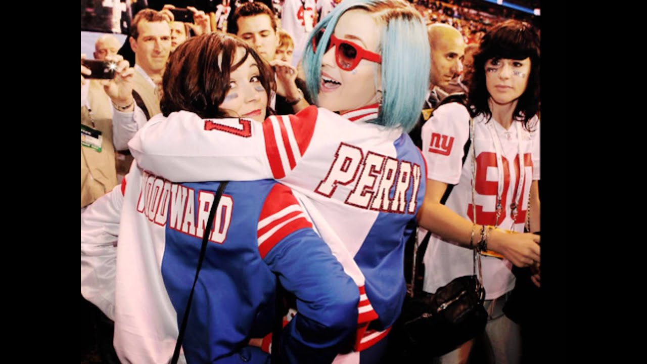 Katy Perry Shannon Woodward Youtube
