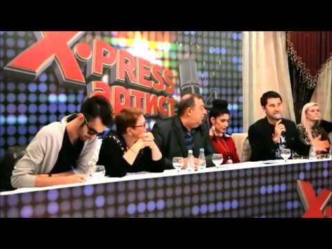 Евгений Зотов 2-Й ОТЧЕТНЫЙ КОНЦЕРТ X-PRESS АРТИСТ (OFFICIAL CANAL)·