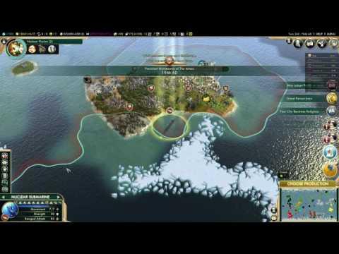 Civilizations V Aztec Montezuma Episode 16