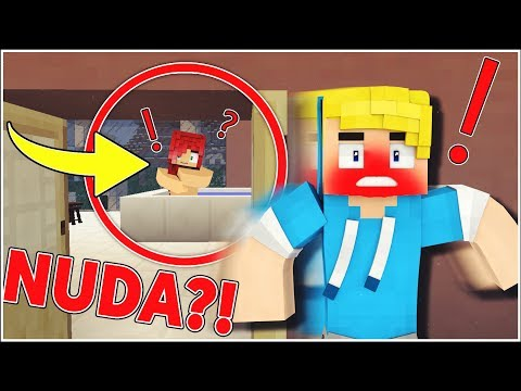 VEDO MAG NUDA! - CraftUniversity Minecraft ITA