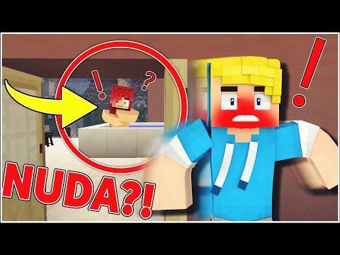 VEDO MAG NUDA! - CraftUniversity Villa (Minecraft ITA Roleplay)