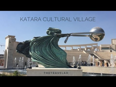 Katara Cultural Village I Doha, Qatar