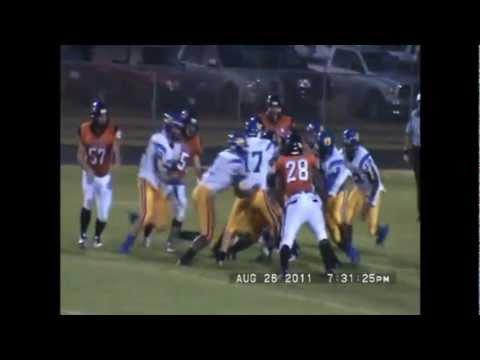 (TX) Chapel Hill Bulldogs Football 2011