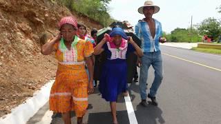 Peregrinaje del Pueblo Ch'orti' 2019