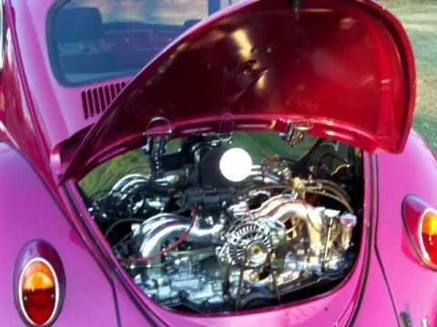 Subaru Engine Conversion / Swap VW Bug Beetle Non Turbo