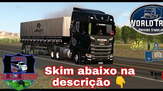 Download World Truck Mais um carregamento com a Scania V8 Indo para Goiás