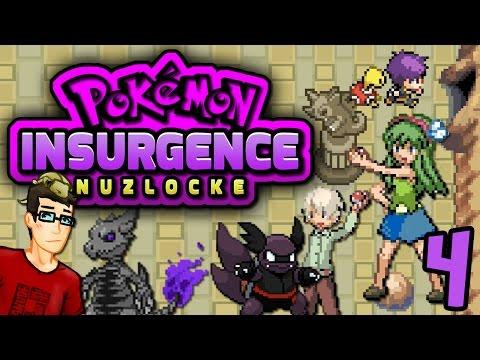 Pokemon Insurgence Nuzlocke - TOO COOL FOR SCHOOL! (Episode 4)