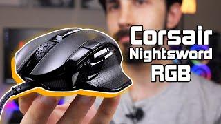 "Headshot ister miyiz? ""Corsair Nightsword RGB incelemesi"""