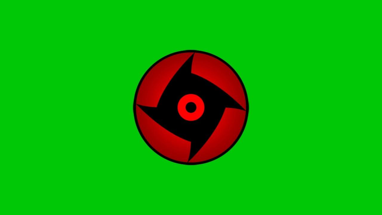 Green Screen Effect Mangekyo Sharingan Shisui Uchiha Youtube
